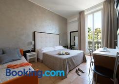 德利西亚酒店 - 米兰 - 睡房