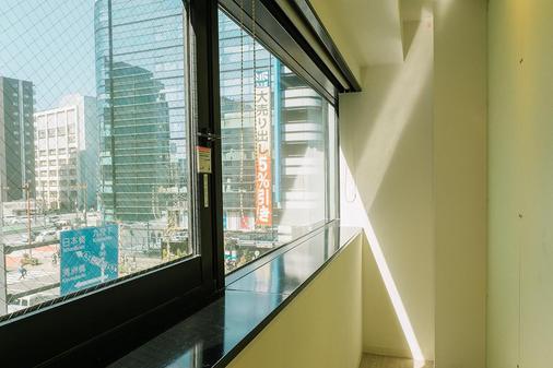 行星旅舍 - 东京 - 阳台