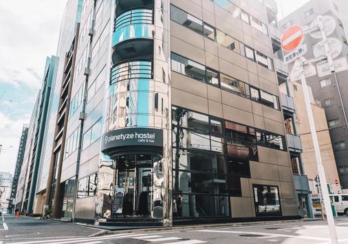 行星旅舍 - 东京 - 建筑