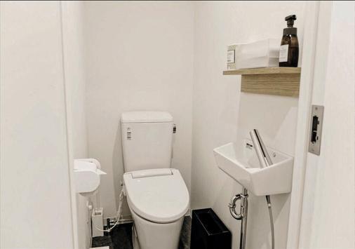 行星旅舍 - 东京 - 浴室