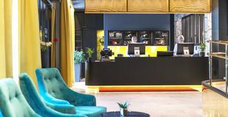 奥里昂松恩酒店 - 卑尔根 - 柜台