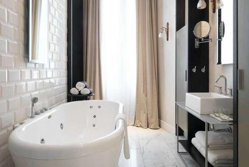 伊斯普兰多萨维酒店 - 罗萨里奥 - 浴室