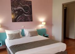 奥斯特拉尔酒店 - 圣但尼 - 睡房