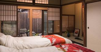 京都鞠小路旅馆 - 京都 - 睡房
