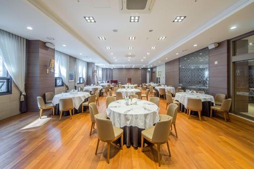 釜山商务酒店 - 釜山 - 宴会厅