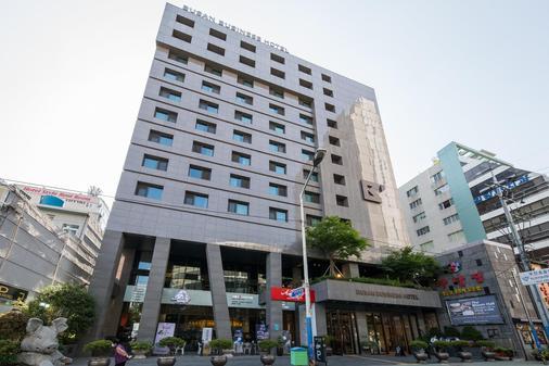 釜山商务酒店 - 釜山 - 建筑