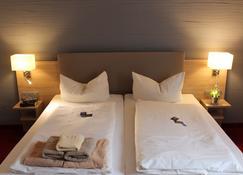 索姆特耶餐厅酒店 - 诺登 - 睡房