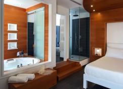 拉夏毕那酒店 - 阿格罗波利 - 睡房