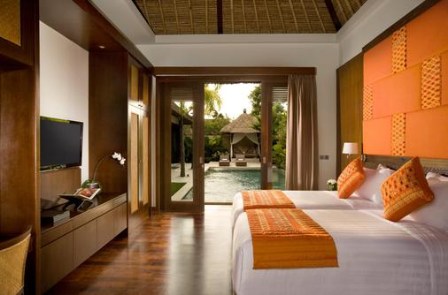 巴厘岛马哈吉利别墅 - 登巴萨 - 睡房