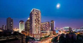 杭州jw万豪酒店 - 杭州 - 户外景观