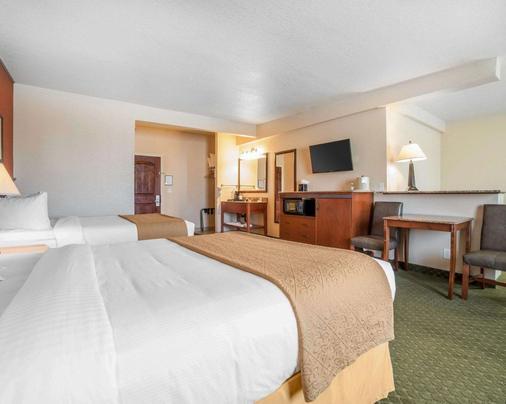 温尼马卡 - T型赌场品质酒店 - 温尼马卡 - 睡房