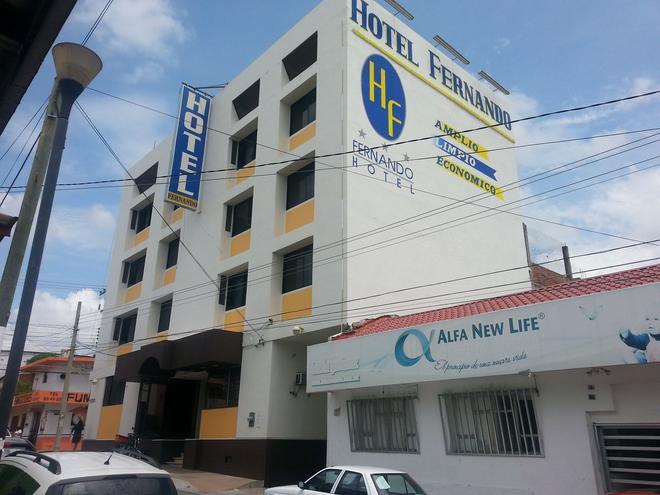 费尔南多酒店 - 图斯特拉-古铁雷斯 - 建筑