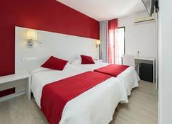 马力诺旅馆 - 圣安东尼奥 - 睡房