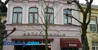 杜普伊斯酒店 - 法尔肯堡 - 建筑