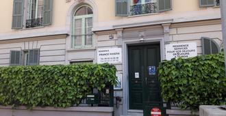 法国里维埃拉酒店 - 尼斯 - 建筑