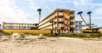 海滩优质酒店 - 奥蒙德海滩 - 建筑