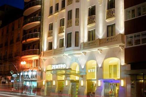 萨拉戈萨中心文奇酒店 - 萨拉戈萨 - 建筑