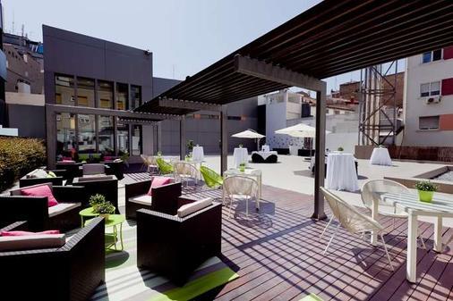萨拉戈萨中心文奇酒店 - 萨拉戈萨 - 宴会厅