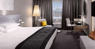 爱丁堡丽笙酒店 - 爱丁堡 - 睡房