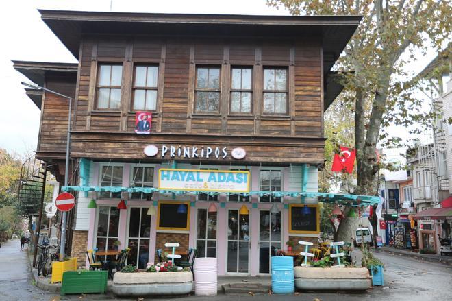 普林奇波酒店 - 伊斯坦布尔 - 建筑