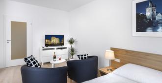 城西公寓 - 布拉格 - 睡房