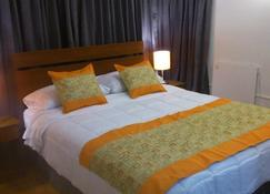 德里奥旅馆 - 康塞普西翁 - 睡房