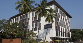 果阿帕纳吉维瓦塔酒店 - 帕纳吉 - 建筑