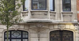 布鲁塞尔城市住宿加早餐旅馆 - 布鲁塞尔 - 户外景观