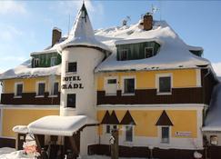格拉迪欧酒店 - 泽勒兹纳·鲁达 - 建筑
