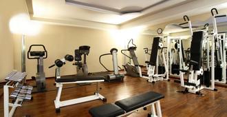 特米努斯星际酒店 - 那不勒斯 - 健身房