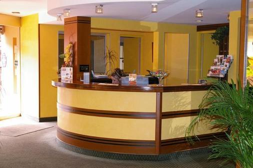 图卢兹机场因特尔酒店 - 图卢兹 - 柜台