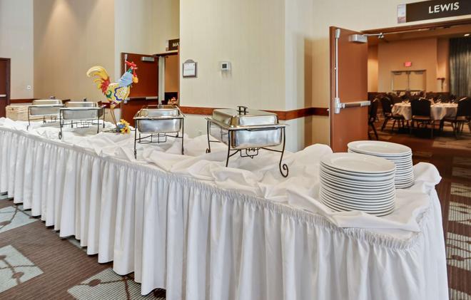 最佳西方plus酒店-格兰特雷旅馆 - 博兹曼 - 自助餐