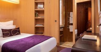 艾弗爱尔住宅酒店 - 巴黎 - 睡房