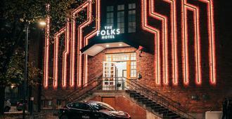 The Folks Hotel Konepaja - 赫尔辛基 - 建筑