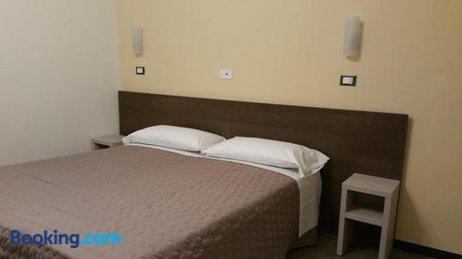 汤玛赛欧酒店 - 热那亚 - 睡房