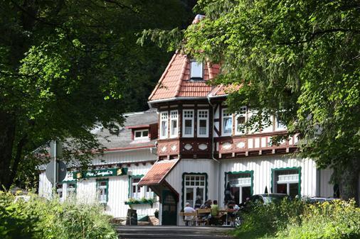 奥伯施威泽呼特旅馆 - 奥伯霍夫 - 建筑