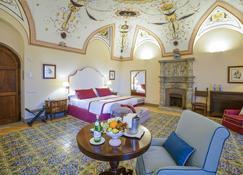 塞姆柏郎别墅酒店 - 拉韦洛 - 睡房