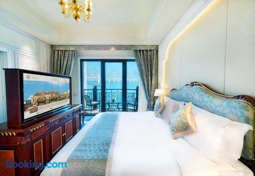 澳门励宫酒店 - 澳门 - 睡房
