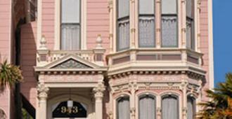 旧金山旅馆 - 旧金山 - 建筑
