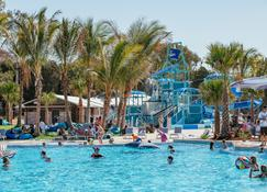 比格 4 沙石岬假日度假村 - 班加里 - 游泳池