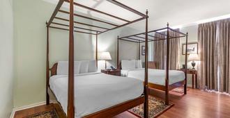 菲尔准将旅馆 - 登高精选酒店 - 巴尔的摩 - 睡房