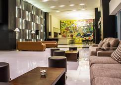 玛琅瑞士贝林酒店 - 玛琅 - 大厅