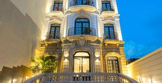 西贡秘密花园酒店 - 胡志明市 - 建筑