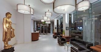 温德姆花园唐人街酒店 - 纽约 - 大厅