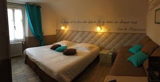 夏雷德利瑟尔酒店 - 戛纳 - 睡房