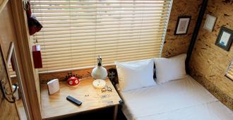 克雷特格瑟琳酒店 - 限男性 - 迈阿密海滩 - 睡房