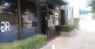 银座通碧富酒店 - 熊本 - 建筑