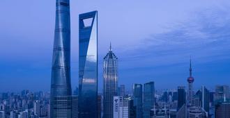 上海柏悦酒店 - 上海 - 户外景观