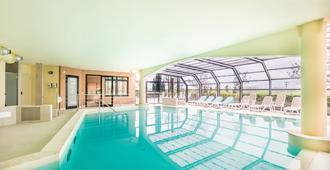 蒙塔培尔缇酒店 - 锡耶纳 - 游泳池
