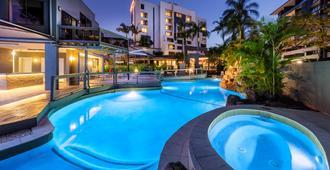 布里斯班河景酒店 - 布里斯班 - 游泳池